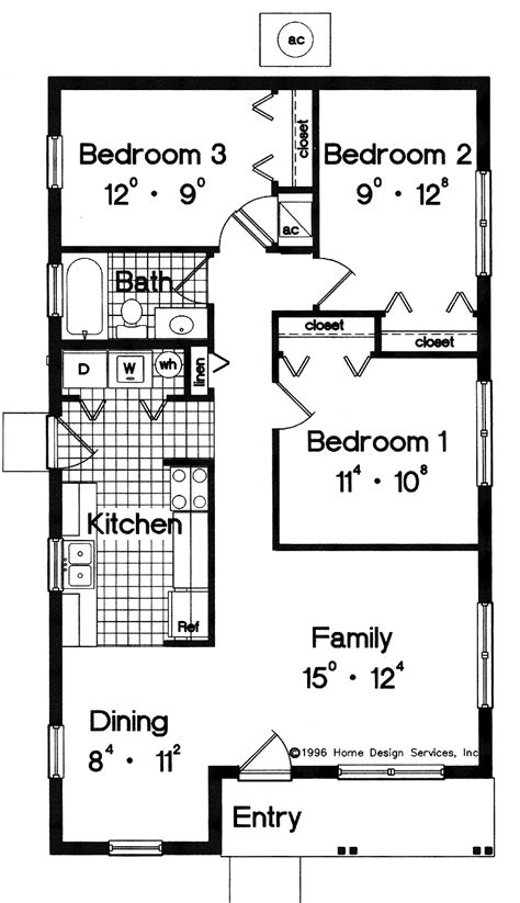 easy floor plans 3 sles of easy build simple house plans rugdots