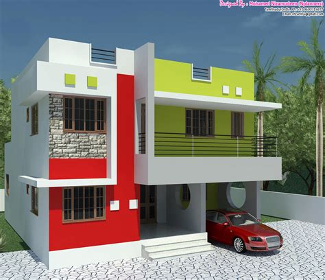 awesome home designs home design awesome 3d modern front elevation design in