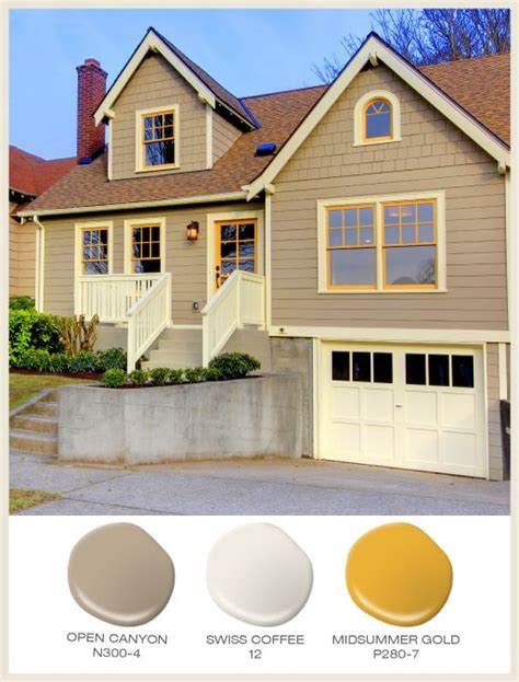 behr paint colors house color of the month yellow mustard yellow trim