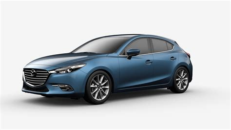 Car Wallpaper 2017 Team Blue by 2017 Mazda3 Hatchback Paint Color Options
