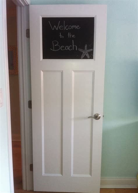 chalk paint interior door chalk board paint on a bedroom door for bedroom doors