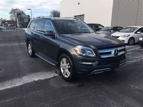 Mercedes For Sale By Owner by 2015 Mercedes Gl Class For Sale By Owner In Agawam