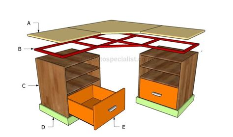woodworking computer desk woodworking computer desk plans woodworking projects plans