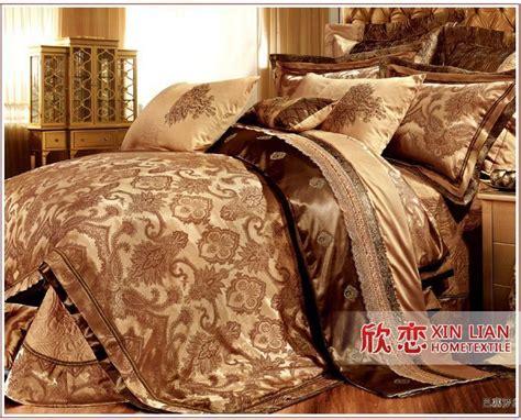 gold bedding sets king 9 pcs gold comforter set luxury sale bedding set king