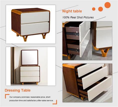 solid wood modern bedroom furniture modern alibaba italian solid wood bedroom set view