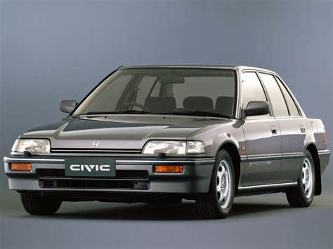 Ef Honda by Honda Civic Sedan Ef 1987 Design Interior Exterior