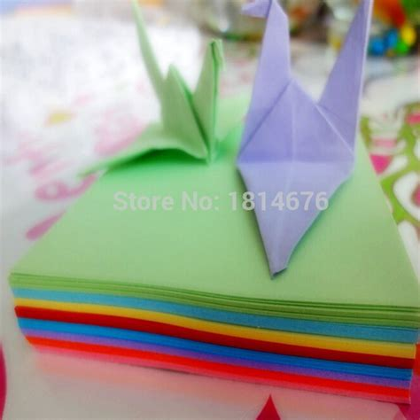 stores that sell origami paper 240 pcs lot square origami paper folding diy origami
