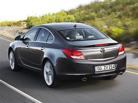 Insignia Opel by 2009 Opel Insignia Pctures