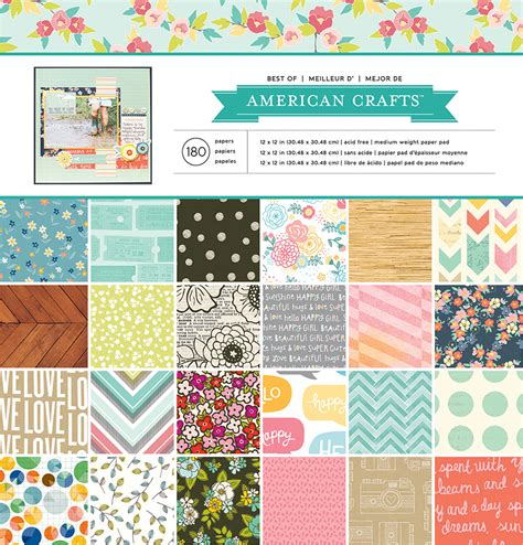 american crafts paper american crafts paper pads milk paint thickers and more