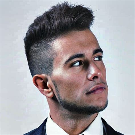 back and sides haircut short back and sides long on top hairstyles hairstyle
