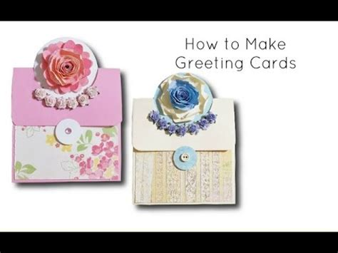 greeting cards at home diy crafts how to make greeting cards at home