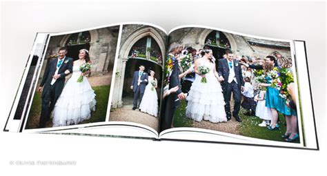 wedding picture books wedding photo book oliver photography