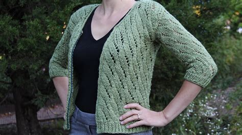 how to knit cardigan sweater how to knit a cardigan sweater knitting tutorial with