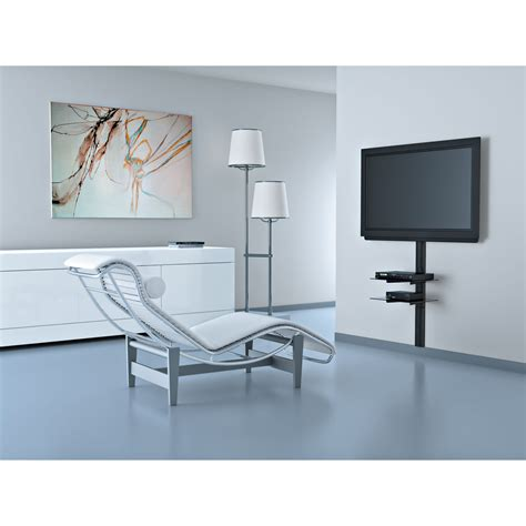 meliconi line cover support mural tv meliconi sur ldlc