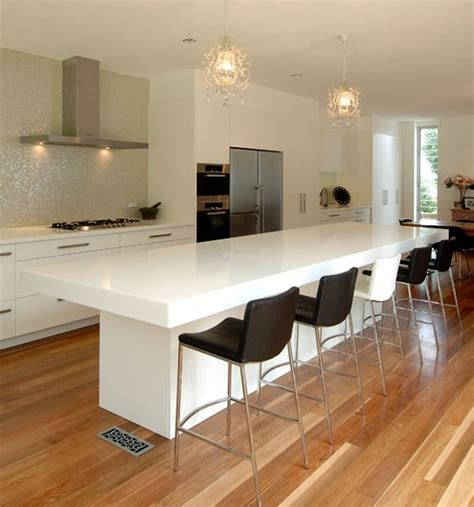 kitchen bar counter designs contemporary kitchen counter and breakfast bar design by