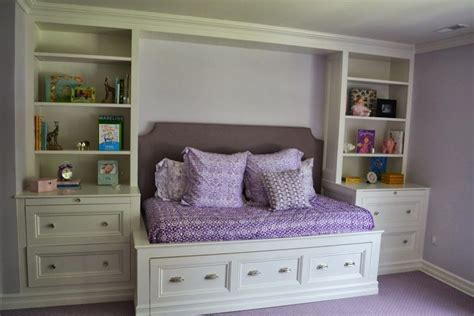 built in beds built in trundle bed chatham nj monk s home improvements