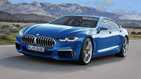 M8 Gran Coupe by We Imagine The 2019 Bmw 8 Series Gran Coup 233 And 2019 Bmw
