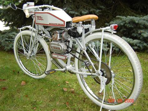 Modified Bicycle For Sale by Retro Quot Motorcycle Quot Bike Bikerumor