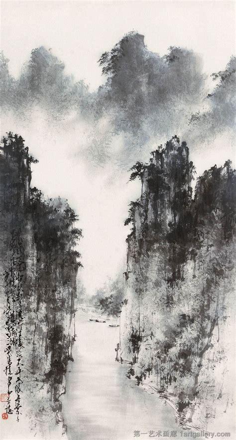 chino painting in china zhao shao ang 赵少昂 1905 1998 via