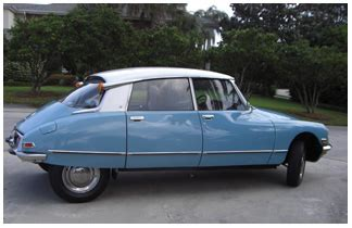 Citroen Ds For Sale Usa by Citroen Ds For Sale In