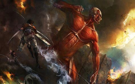 attack on titan free attack on titan wallpaper for desktop pixelstalk net