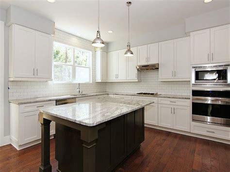 white kitchen countertop ideas glacier white granite kitchen countertops design ideas