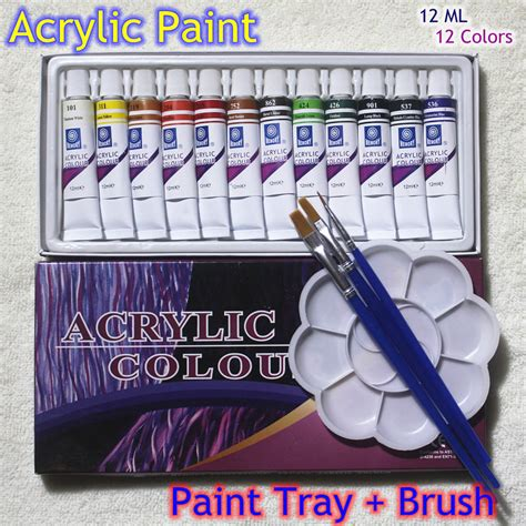 acrylic paint high quality high quality acrylic paints set nail painting