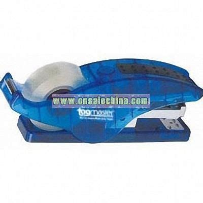 dolphin rubber st stapler with dispenser wholesale china osc wholesale