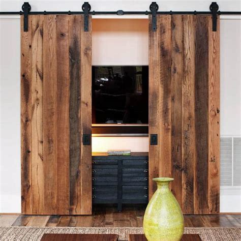 barn doors for interior use cleverly use interior sliding barn doors in your home