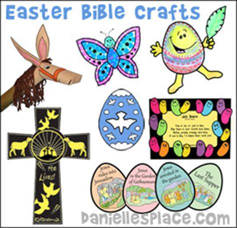 easter bible crafts for easy crafts for children starting with the letter e