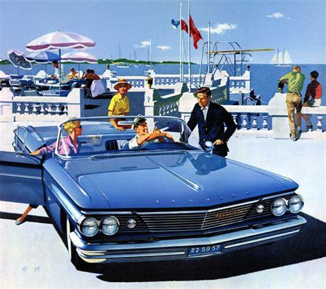 Pontiac Yacht Club by Plan59 Classic Car Vintage Ads 1960 Pontiac