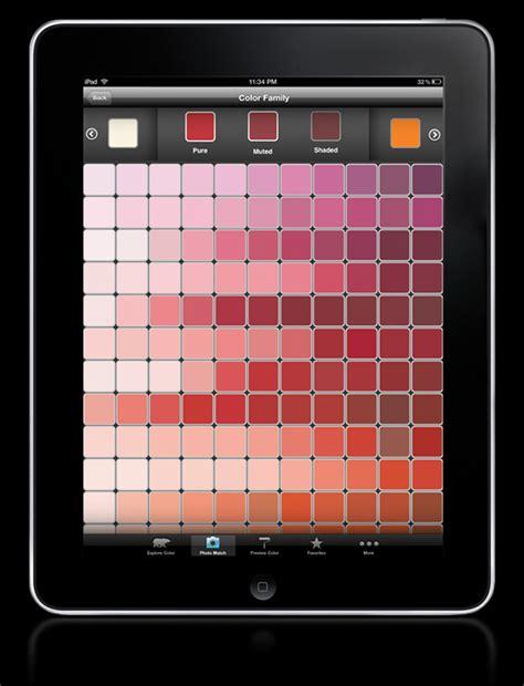 behr paint color app behr colorsmart app on behance