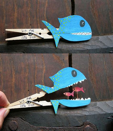 craft kid fish crafts for hative