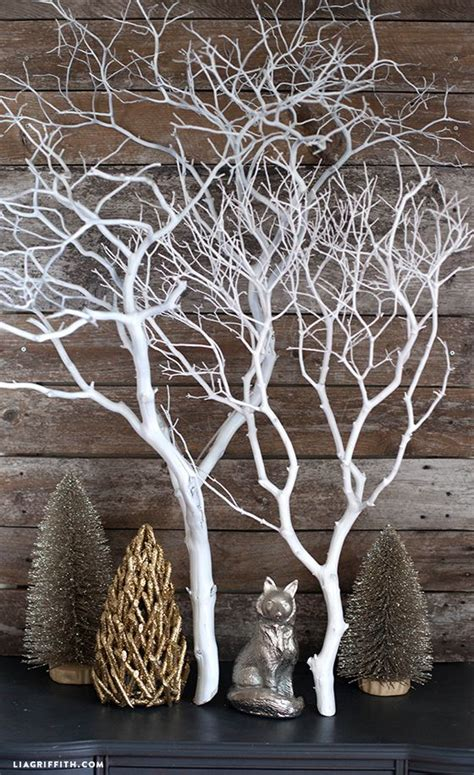 spray painting tree branches top 40 decoration made with twigs and branches