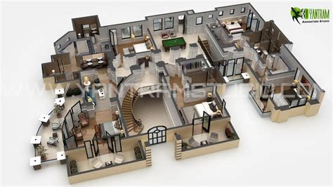 small luxury floor plans 3d floor plan interactive 3d floor plans design