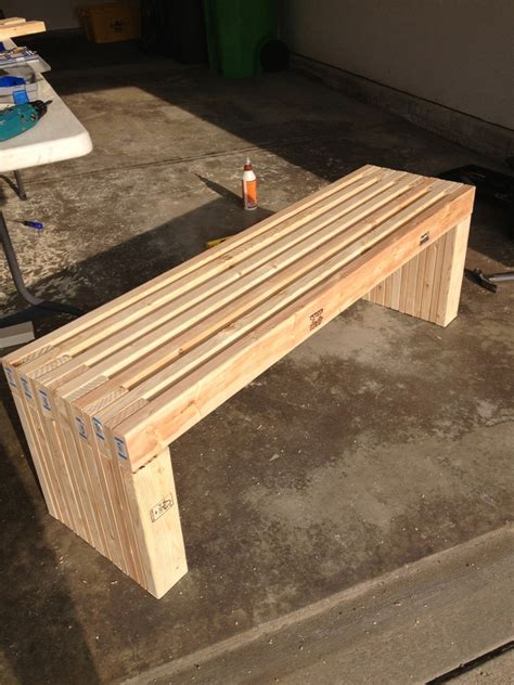 outdoor bench plans woodworking plans for a wooden garden bench discover