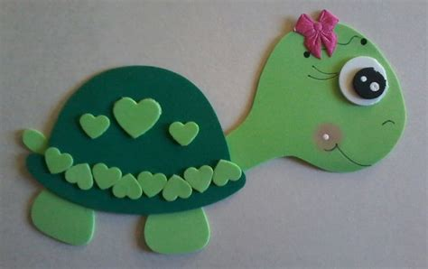 turtle crafts for foam turtle craft 171 funnycrafts