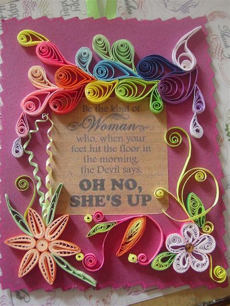 paper crafts greeting cards quilling quilled flowers paper craft greeting cards