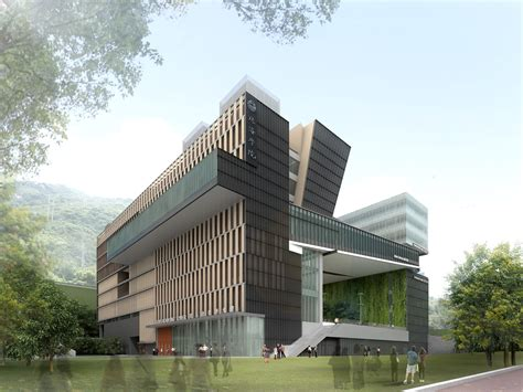 House Plan Designs gallery of rocco designs new campus for chu hai college of