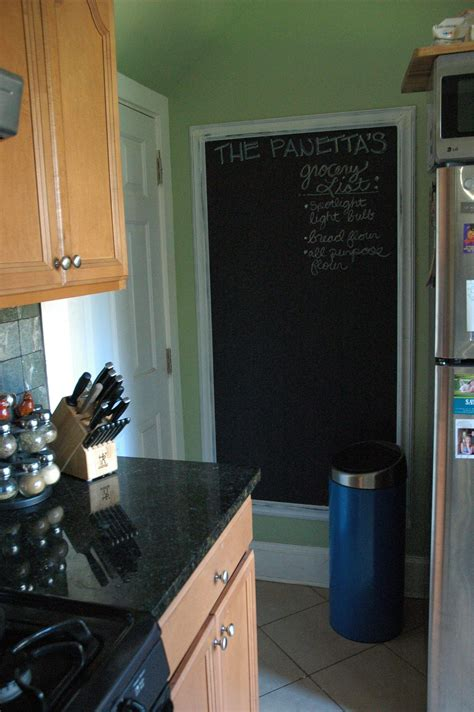 chalkboard diy projects craft project diy chalkboard look between the lines