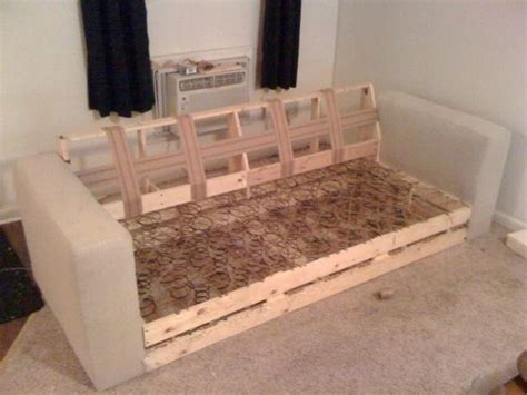 How To Make Sofa Bed 11 Best Images About On Pallet Sectional