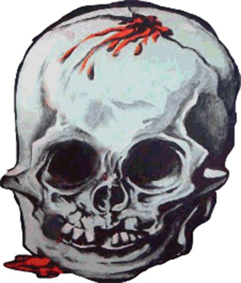 skull rubber st home of the butcher shop house of