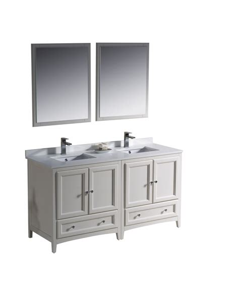 60 inch bathroom vanities sink 60 inch sink bathroom vanity in antique white