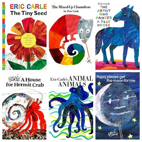 eric carle picture books blue tiny house house design and decorating ideas