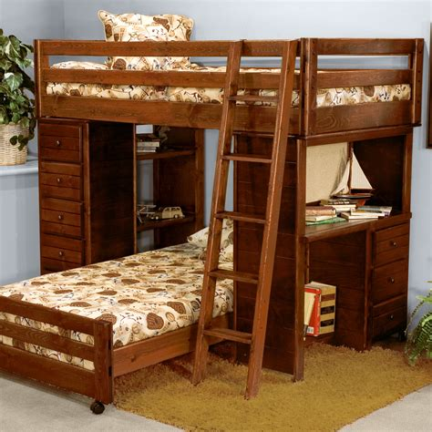 bunk with desk bunk bed with desk for your homesfeed