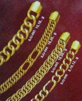 hollow gold hollow gold chains in sowcarpet chennai tamil nadu