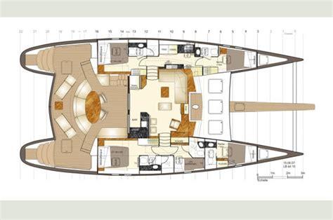 l int 233 rieur du bateau un yacht de luxe moderne pour naviguer en famille sur l internaute mer