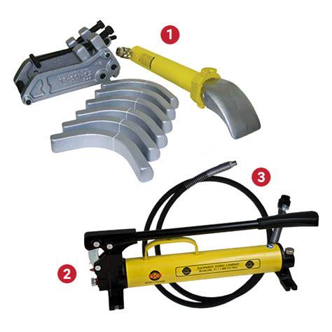 hydraulic bead breaker tool tire bead breaker kit 1 quart manual