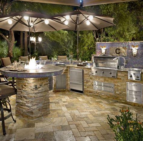 backyard grills custom outdoor kitchens paradise outdoor kitchens