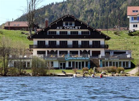 le chalet au bord du lac gerardmer hiver office du tourisme la bresse vosges 88